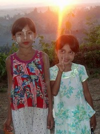 Enfants de Birmanie Association Tanakita Burma